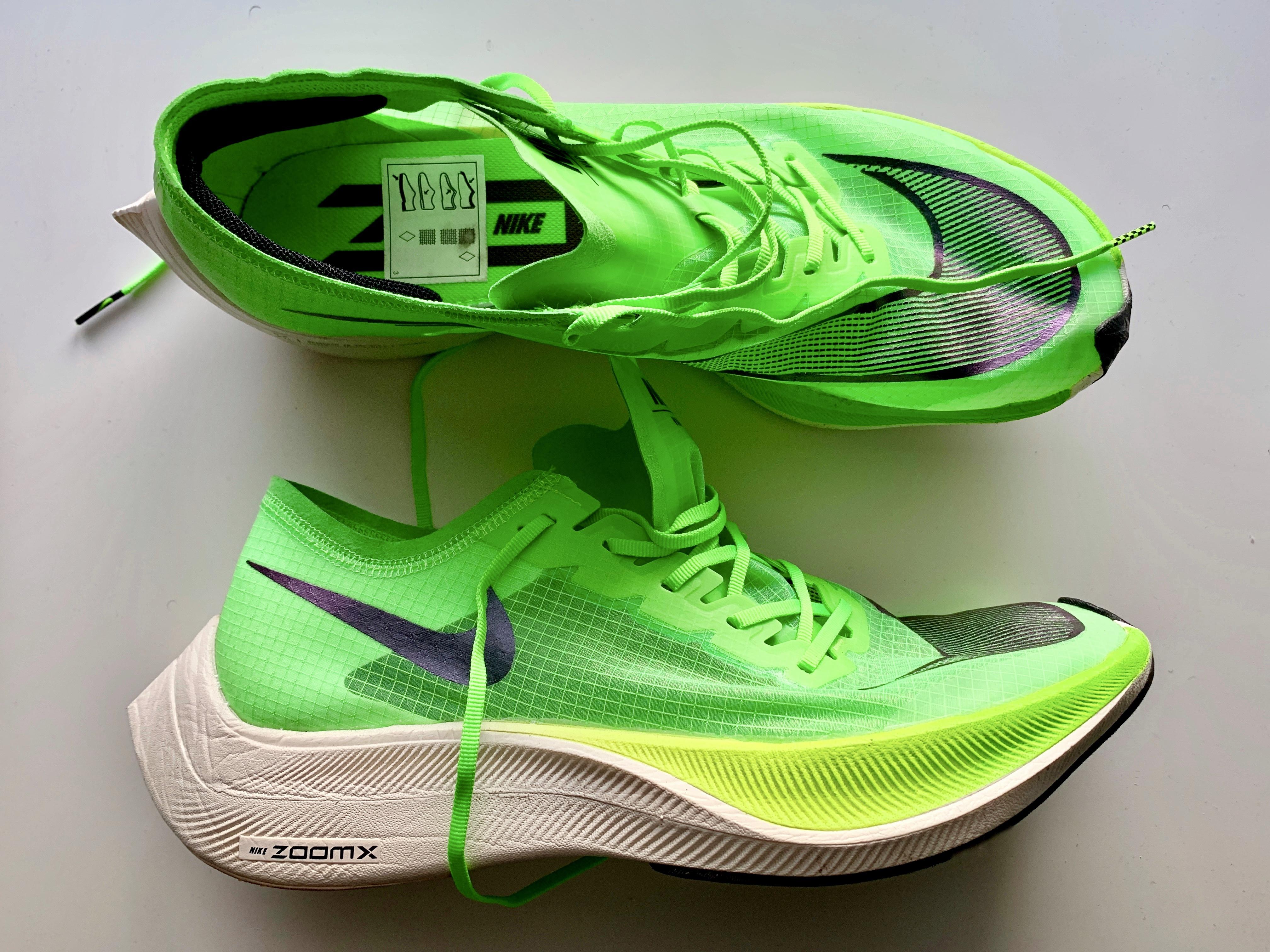 Nike Vaporfly NEXT% Review – Marathon